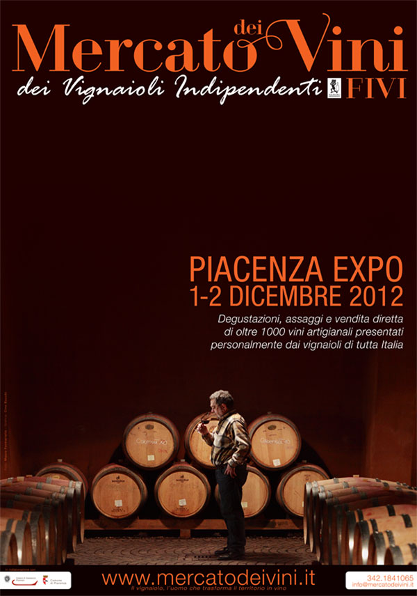 Manifesto 2° Mercato dei Vini dei Vignaioli Indipendenti FIVI